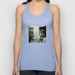 Summer Weekend Unisex Tank Top