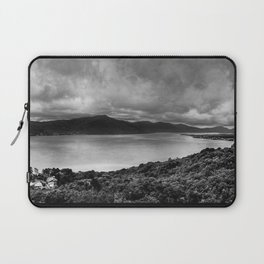Lagoon Shadows Laptop Sleeve