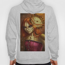 """""""Time After Time..."""" Hoody"""
