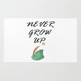 Never Grow Up - I Rug