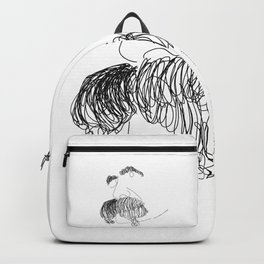 Nietzsche Talking Backpack