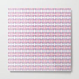 Pink Arizona Metal Print