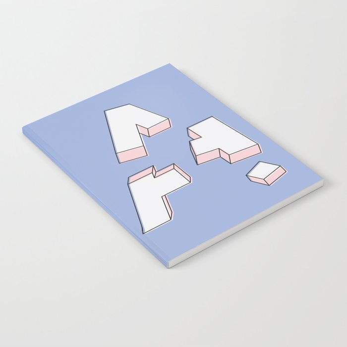 Deconstructed A Notebook
