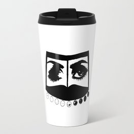 Arabic Eyes Travel Mug