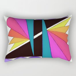 Simple cuts Rectangular Pillow
