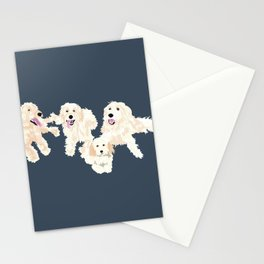 Kylie, tate, connor, and callie Stationery Cards