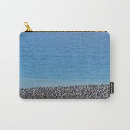 King Penguin Nursery Carry-All Pouch