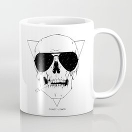 Smokes & Skulls Coffee Mug