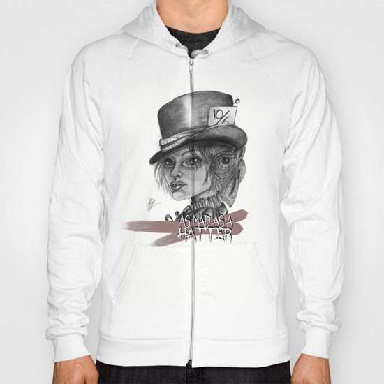 The Mad Hatress Hoody