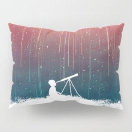 Meteor Rain (light version) Pillow Sham