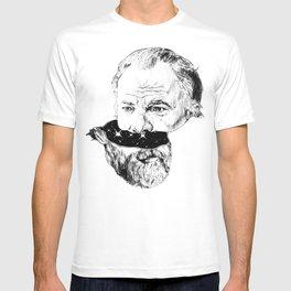 Half K Dick T-shirt