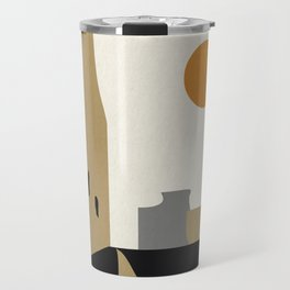 street-Abstract Travel Mug