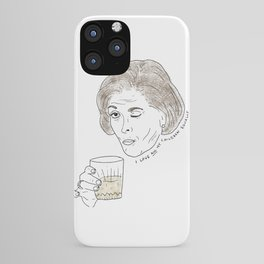 I love all my children equally. iPhone Case