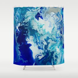 Divine Whispers Shower Curtain