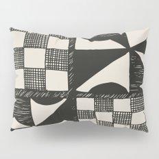 Tapa Cloth | Pacifica Patterns | Tribal Art Pillow Sham