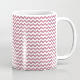 Chevron Rose Coffee Mug