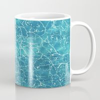 milky way Mugs featuring milky way by Motif Mondial