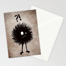 Evil Bug Wondering Stationery Cards