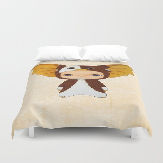A Boy - Gizmo Duvet Cover
