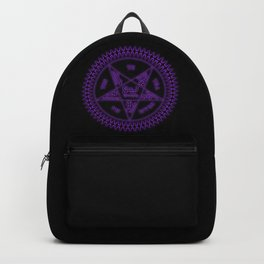 Sebastian Michaelis Sigil Dark (black bg) Backpack