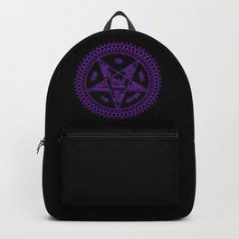 Sebastian Michaelis Sigil Dark (black bg) Backpack