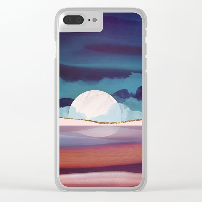 Red Sea Clear iPhone Case