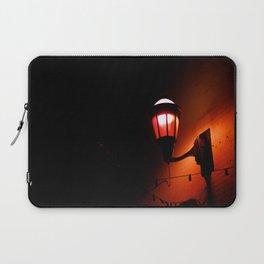 Red Streetlight Laptop Sleeve