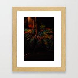 Color Sink Framed Art Print