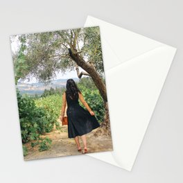 Napa Valley Fairytale Stationery Cards