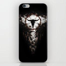 Dreamcatcher - Pentagram iPhone Skin