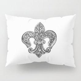 Fleur de Lis Pillow Sham