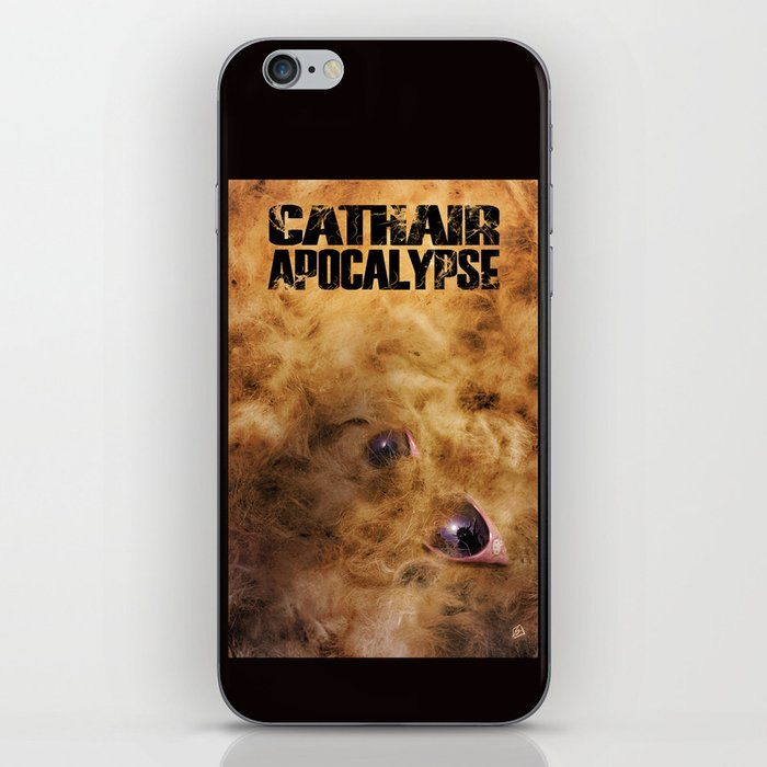 Cathair Apocalypse Book 1 Cover iPhone Skin