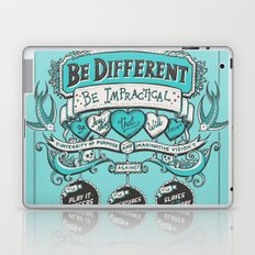 Be Daring, Be Different... Laptop & iPad Skin