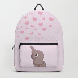 The Cute Elephant Backpack