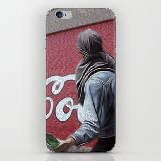 Coca Cola Wars iPhone & iPod Skin