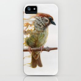 Sparrow iPhone Case