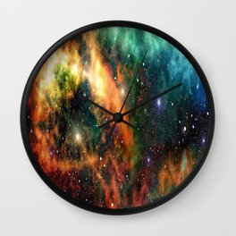 Startrek Wall Clock