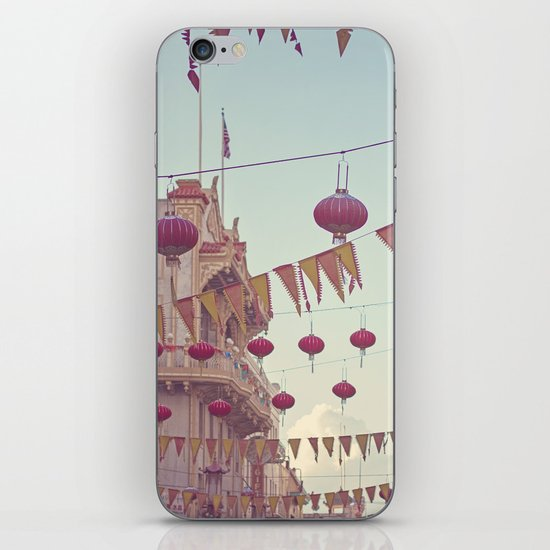 Chinatown iPhone & iPod Skin