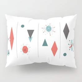 Mid Century Modern Design Pillow Sham