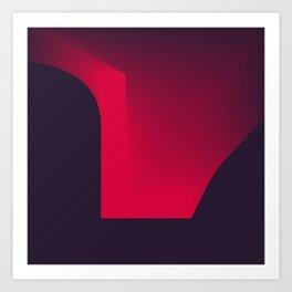 "The "" FADE "" Series - L Art Print"
