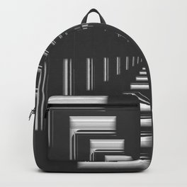 Infinity in Chrome Backpack