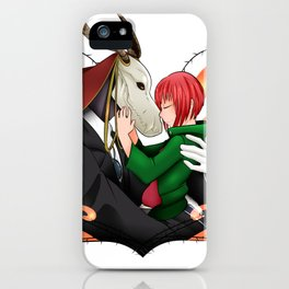 Elias X Chise iPhone Case