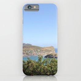 Scenic Caribbean Island Saint Lucia iPhone Case
