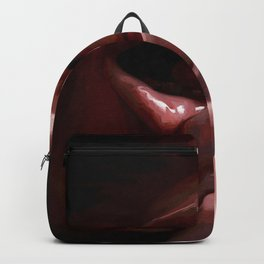 Lips Of Lust And Desire Backpack