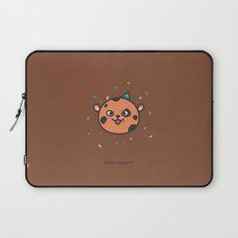 Leopard Paw Bao - Happy Hour Laptop Sleeve