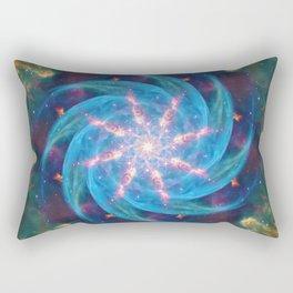 Nova Star Mandala Rectangular Pillow