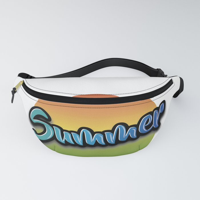 Summer Of A Lifetime Fanny Pack