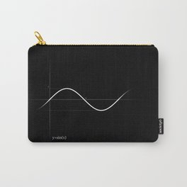 Pure Sine Carry-All Pouch