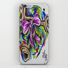 Coloured By Confusion iPhone & iPod Skin