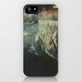 London Graffiti iPhone Case